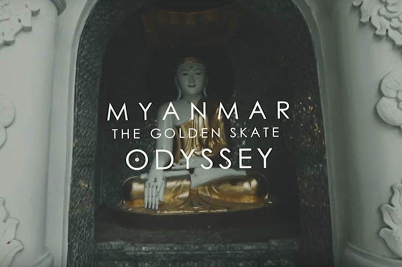 Golden Skate Odysee Titebild Teil 1