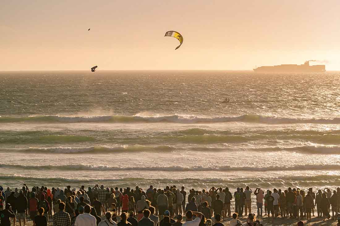Liam Whaley beim King of the Air 2018