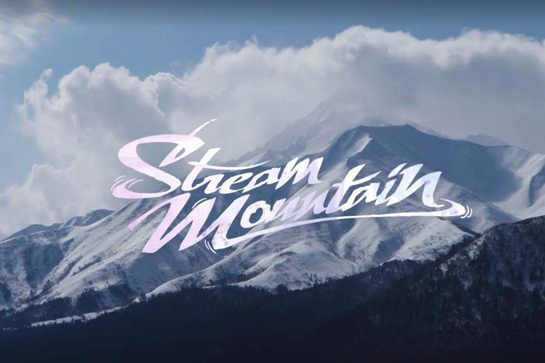 Titebild Video Stream Mountain