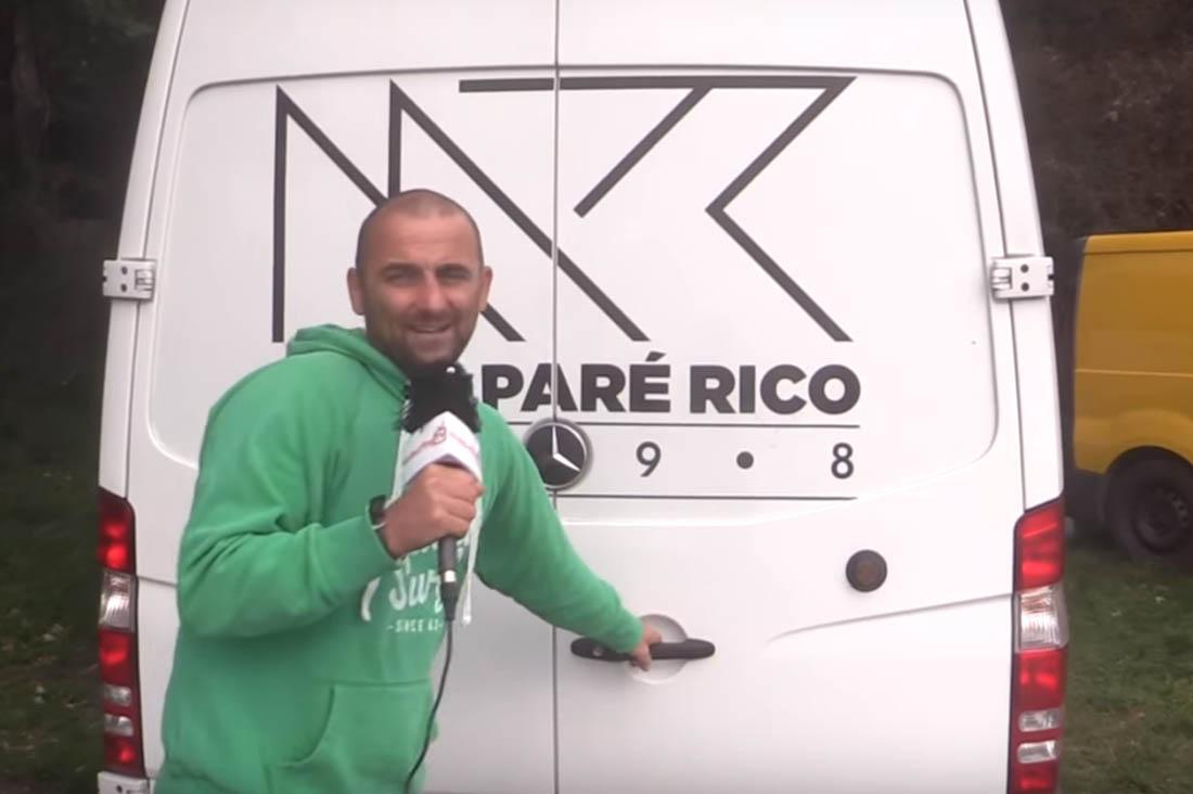 Marc Pares Bus