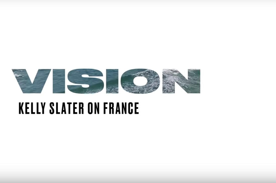 Titelbild zu Kelly Slater chats France