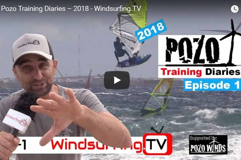 Ben Profit in Windsurfing.tv