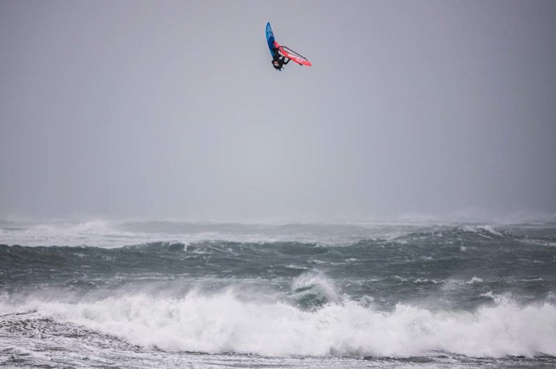 Jaeger Stone beim Red Red Bull Storm Chase 2019